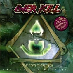 Overkill - Hello From The Gutter (The Best Of Overkill) CD Cover Art