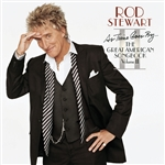 Stewart, Rod - As Time Goes By: The Great American Songbook, Vol. 2 CD Cover Art