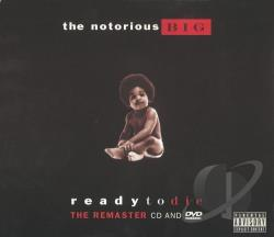 Notorious B.I.G. - Ready to Die CD Cover Art
