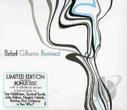 Gilberto, Bebel - Bebel Gilberto: Remixed CD Cover Art