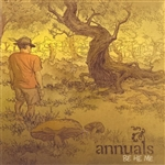 Annuals - Be He Me CD Cover Art
