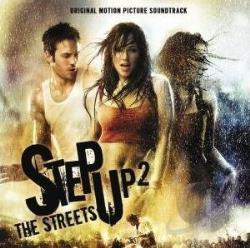 Step Up 2: The Streets CD Cover Art