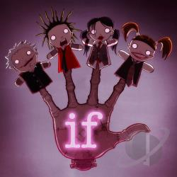 Mindless Self Indulgence - If CD Cover Art