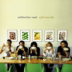 Collective Soul - Afterwords CD Cover Art
