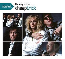 Cheap Trick - Playlist: The Very Best of Cheap Trick CD Cover Art