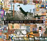 Metheny, Pat - Secret Story DB Cover Art