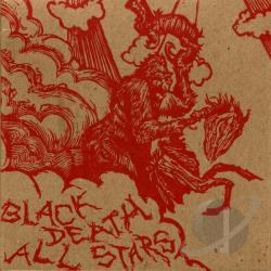Black Death All Stars - Transient Breakdown CD Cover Art