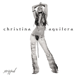 Aguilera, Christina - Stripped DB Cover Art