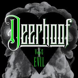 Deerhoof - Vs Evil CD Cover Art