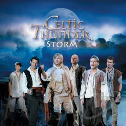 Celtic Thunder - Storm CD Cover Art