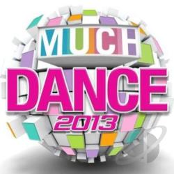 2013 Much Dance - 2013 Much Dance CD Cover Art