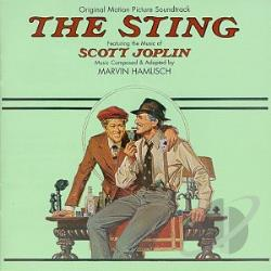 Hamlisch, Marvin - Sting CD Cover Art