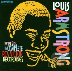 Armstrong, Louis - Complete RCA Victor Recordings: Best Of CD Cover Art