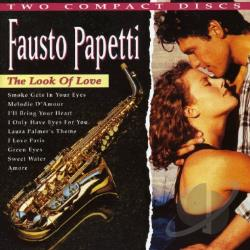 Papetti, Fausto - Look of Love CD Cover Art