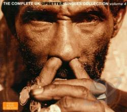 Complete UK Upsetter Singles Collection, Vol. 4 CD Cover Art