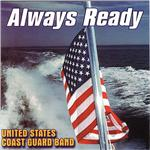 United States Coast Guard Band - Always Ready CD Cover Art