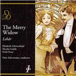 Gedda / Kunz / Loose / Schwarzkop - Lehar: The Merry Widow CD Cover Art