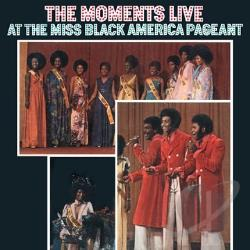 Moments - At the Miss Black America Pageant CD Cover Art