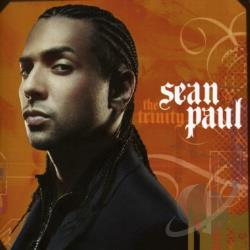 Paul, Sean - Trinity CD Cover Art