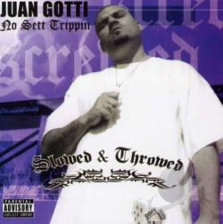 Gotti, Juan - No Sett Trippin CD Cover Art