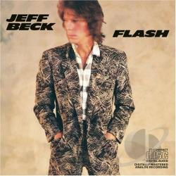 Beck, Jeff - Flash CD Cover Art
