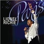 Richie, Lionel - Live In Paris DB Cover Art