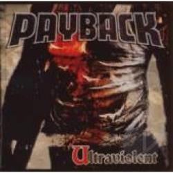 Payback - Ultraviolent CD Cover Art