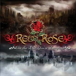 Red Rose - Live the Life You've Imagined CD Cover Art