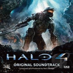 Davidge, Neil - Halo 4 CD Cover Art