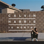Harris, Calvin - 18 Months DB Cover Art