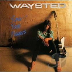 Waysted - Save Your Prayers CD Cover Art