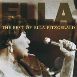 Fitzgerald, Ella - Best of Ella Fitzgerald CD Cover Art