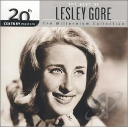 Gore, Lesley - 20th Century Masters - The Millennium Collection: The Best of Lesley Gore CD Cover Art