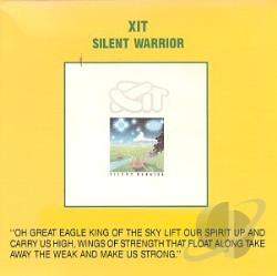 Xit - Silent Warrior CD Cover Art