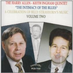 Allen, Harry / Ingham, Keith - Celebration of Billy Strayhorn's Music, Vol. 2 CD Cover Art
