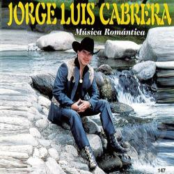 Cabrera, Jorge Luis - Musica Romantica CD Cover Art