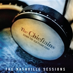 Chieftains - Down the Old Plank Road: The Nashville Sessions CD Cover Art