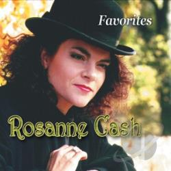 Cash, Rosanne - Favorites CD Cover Art