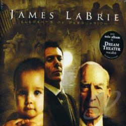 Labrie, James - Elements of Persuasion CD Cover Art
