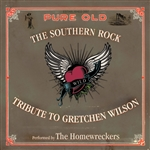 Southern Rock Tribute to Gretchen Wilson CD Cover Art