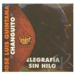 Changuito - Telegrafia Sin Hilo CD Cover Art