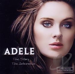 Adele - Story: The Interviews CD Cover Art