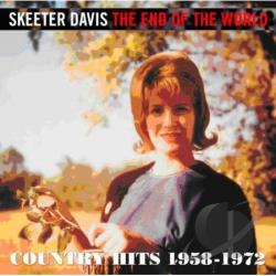 Davis, Skeeter - End of the World: Country Hits 1958-1972 CD Cover Art