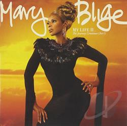 Blige, Mary J. - My Life II...The Journey Continues (Act 1) CD Cover Art
