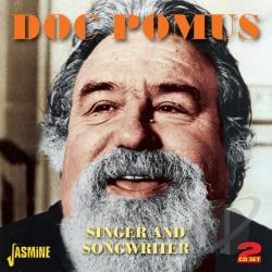Pomus, Doc - Singer & Songwriter CD Cover Art