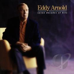 Arnold, Eddy - Seven Decades of Hits CD Cover Art