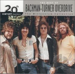 Bachman Turner Overdrive - 20th Century Masters - The Millennium Collection: The Best of Bachman-Turner Overdrive CD Cover Art