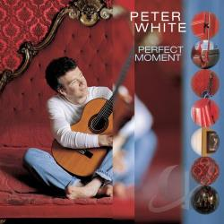 White, Peter - Perfect Moment CD Cover Art