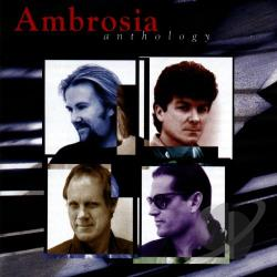 Ambrosia - Anthology CD Cover Art