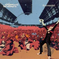 Chemical Brothers - Surrender CD Cover Art